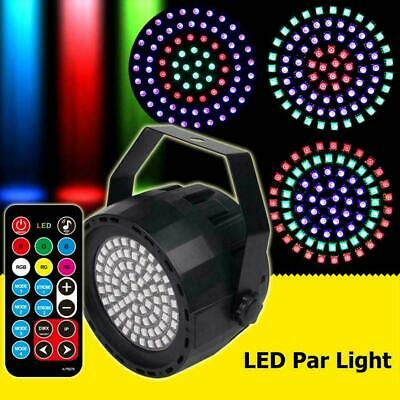 78 LED RGBW Stage Light Spot Moving Head Lights for Disco DJ KTV Party Projector