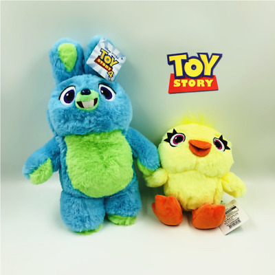Pixar Toy Story 4 Forky Ducky And Bunny Scented Soft Stuffed Plush Kid Xmas Gift