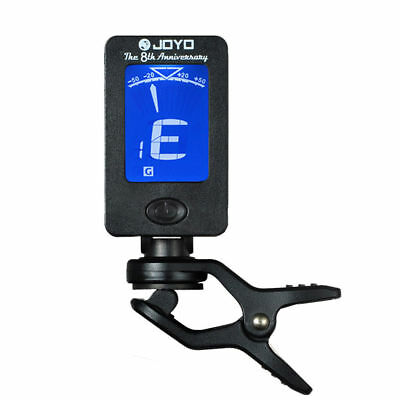 Electric Guitar Tuner Lcd Clip On Chromatic Acoustic Electric Bass Ukulele Oud