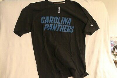 44f6504a CAROLINA PANTHERS KEEP Pounding Cam Newton Black Tshirt - $15.00 ...