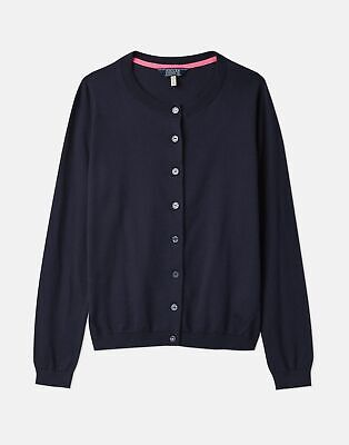 Joules 207508 Basic Cardigan in FRENCH NAVY