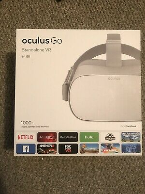 Oculus Go 64GB Standalone VR Headset BARELY USED