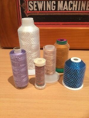Machine embroidery Thread Net for SML to MED Spools-4m
