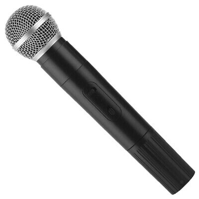 1x Microphone Props Fake Mic Costume for Pop Singer Anchorperson Performance