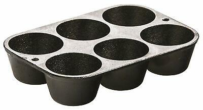 High Quality Lodge L5P3 Cast Iron Cookware Muffin/Cornbread Pan Pre-Seasoned