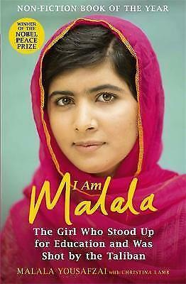"""VERY GOOD"" I Am Malala: The Girl Who Stood Up for Education and was Shot by the"