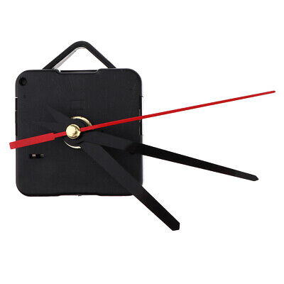 DIY Silent Wall Clock Movement Plastic Case with Pointer Repair Kit