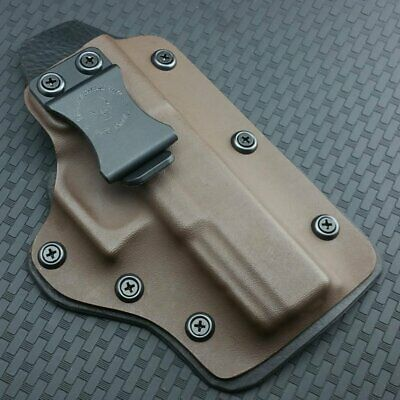 ULTICLIP-3 IWB Holster Clips w// Hardware Kits 2pc DIY Kydex