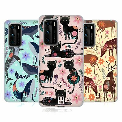 Head Case Designs Spring Animals Gel Case For Huawei Phones
