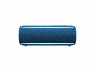 Sony SRSXB22/L Portable Bluetooth Speaker - Blue