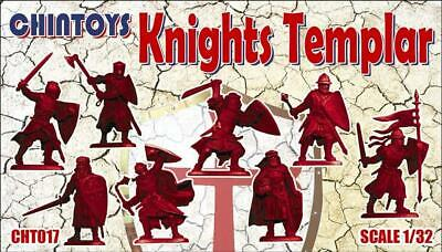 Chintoys 017 - Knights Templar - 1:32