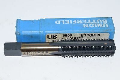 NEW Union Butterfield 8110039 5/8-11'' Bottoming Tap 6500