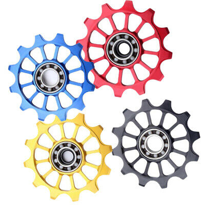 Replaces Jockey Wheel 12 Tooth Spare Part Ceramic bearings Accessories MTB Hot