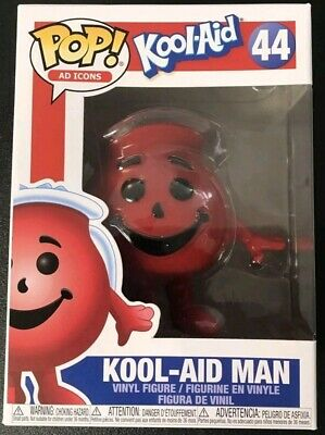 Funko Pop! Ad Icons Koolaid Man KOOL-AID #44