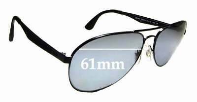 SFx Replacement Sunglass Lenses fits Ray Ban RB3549 - 61mm wide