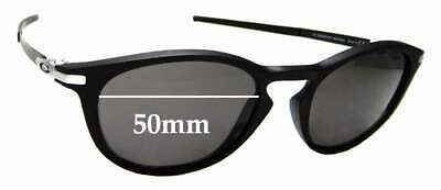SFx Replacement Sunglass Lenses fits Oakley Pitchman R OO9439 - 50mm wide