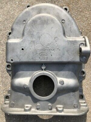 1963 - 68 Ford Fe 390 406 427 Timing Cover C3Ae-6059-A