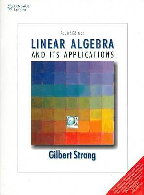 Brand New - Linear Algebra and Its Applications by Gilbert Strang 4th INTL ED