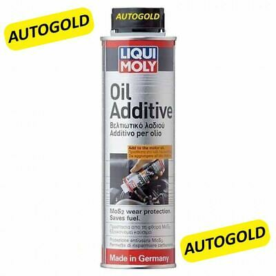 LIQUI MOLY Oil Additive additivo antiattrito antiusura olio motore Molibdeno