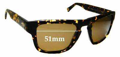 SFX Replacement Sunglass Lenses fits Mosley Tribes MT6029S COSLEY 59mm Wide