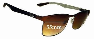 SFx Replacement Sunglass Lenses fits Ray Ban RB8416 - 55mm wide