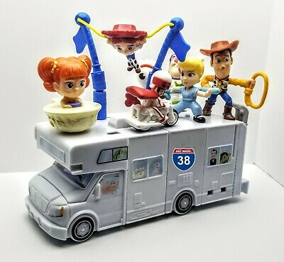 2019 McDonalds Happy Meal Toy Story 4 Complete set of 10