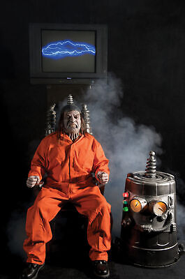 Electric Chair Kit EFX Halloween Prop Electrocute Haunted House Horror Death Row