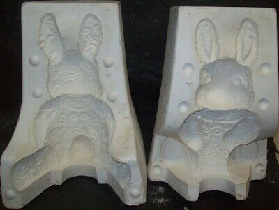 Ceramic Mold Molds LACE BUNNY Boothe 1241