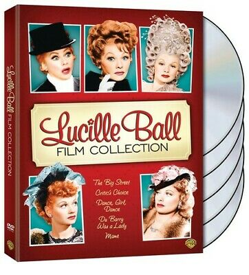 Lucille Ball Film Collection [5 Discs] (REGION 1 DVD New)