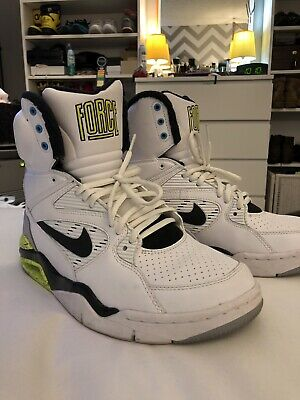 Nike Air Command FORCE Billy Hoyle White 684715 100 Size 12 5 MINT Worn Once