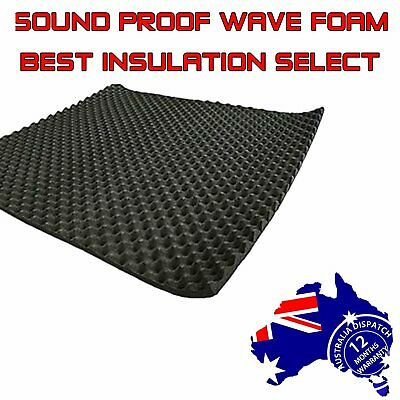 Strong Stop Absorption Noise Sound Proofing Acoustic Audio Wave Foam Materials