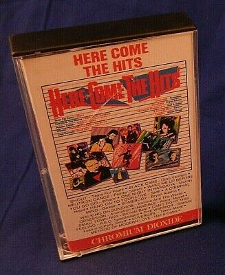 Various Artists - Here Come the Hits - Cassette - Electronic, synth-pop - CrO2
