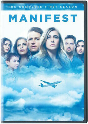 Manifest: Season 1 Dvd - The Complete First Season [4 Discs] - New Unopened