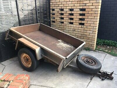Used 6x4 Trailer