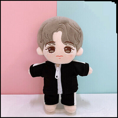 KPOP NCT JaeHyun Taeyong EXO BTS Plush Doll's Clothes Sportswear Suit【no doll】