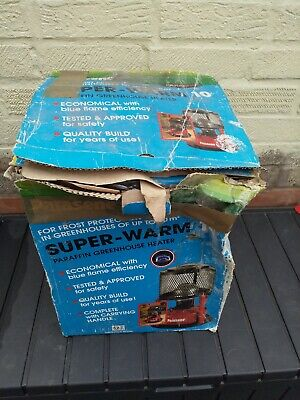 Parasene Super Warm 10 Greenhouse Heater