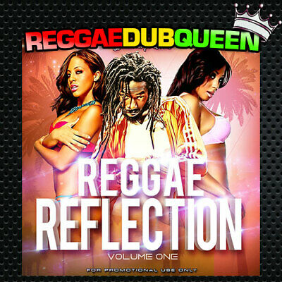 Reggae Reflection Reggae Mix. Mix CD. July 2019