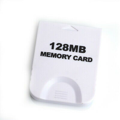 128MB Memory Card for Nintendo Wii Gamecube