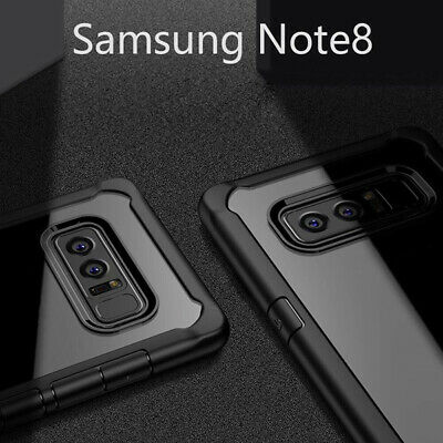 Dust-proof Soft TPU Case Cover Protective Shell Skins For Samsung Note S8 S9 S10