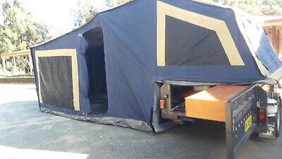 Camper Trailer (Family Size) in great condition