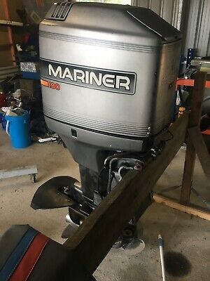 Mariner 100 Hp Can Freight Australia Wide