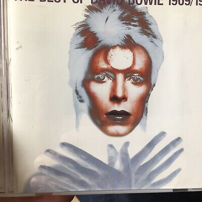 David Bowie - The Best Of David Bowie 1969/1974 HITS CD