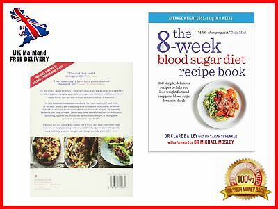 The 8-Week Blood Sugar Diet Recipe Book Simple Delicious Meals For Fast Healthy