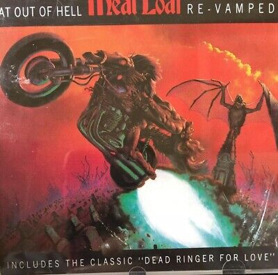 Meat Loaf - Bat Out Of Hell: Re-Vamped - Meat Loaf CD