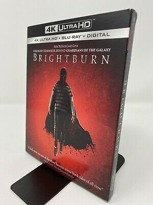 Brightburn (4K Ultra HD + Blu-ray + Digital)