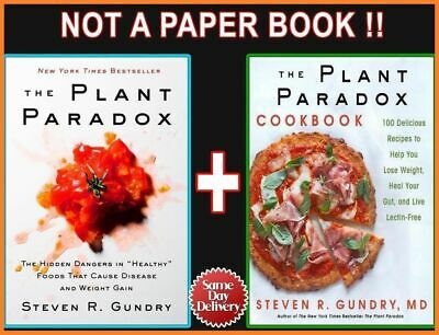 ALL 2  : The Plant Paradox  by steven R. gundry