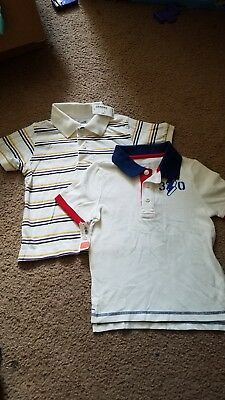 NWT Lot Of 2 Boys Collared Shirts, Size 3T