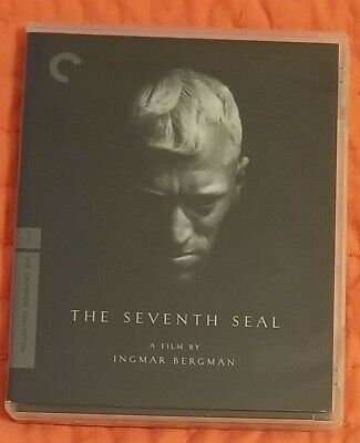 The Seventh Seal (Blu-ray Disc, 2009, Criterion Collection)