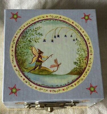 Tooth Fairy Box Juniper-by Enchantmints