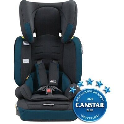 Mother's Choice Flair II Convertible Booster    Blue